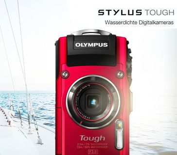 Olympus Stylus Tough