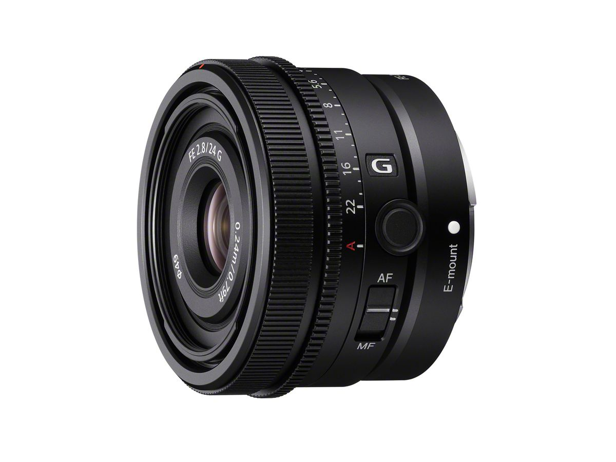 Sony E-Mount FF 24mm F2.8 G